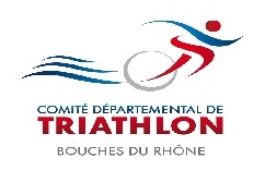 Comité Départemental des Bouches du Rhône de Triathlon – CD13 Tri