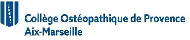 Collège Ostéopathique de Provence 2017