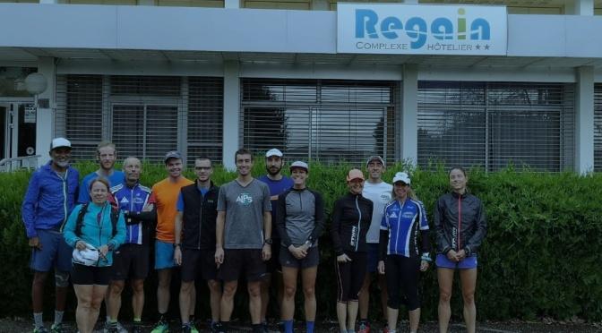 Stage triathlon Massilia 2019  – Retour